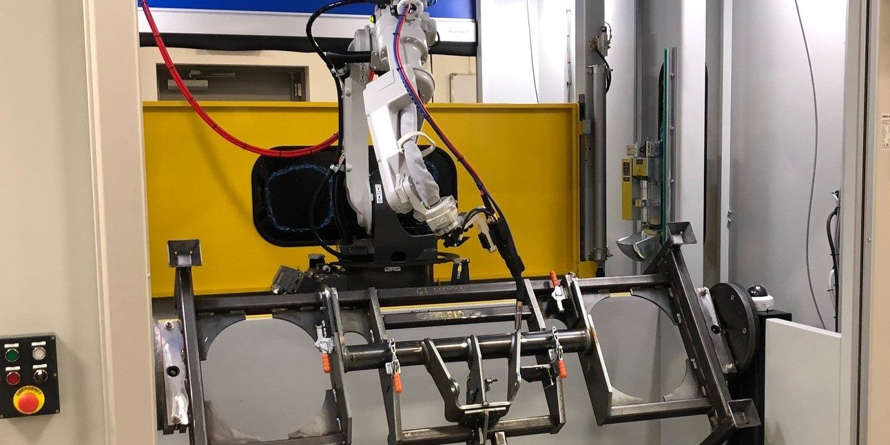 Sevenhills Fabrication Invests In A New Panasonic Tawers Tm1600 Wg Robot Welder Seven Hills Fabrication